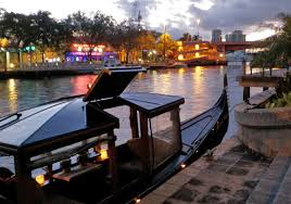 Gondola tours in Fort Lauderdale