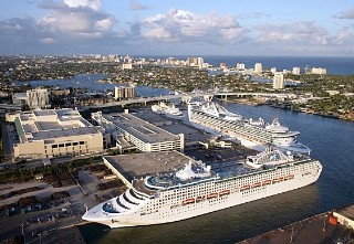 Port Everglades Cruise Port and Terminal
